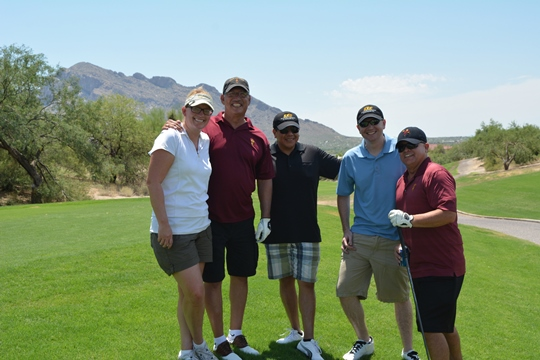 2014 APWA Statewide Conference Golf